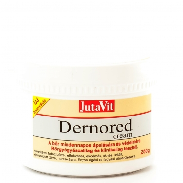 JUTAVIT DERNORED CREAM 250G